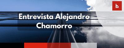 Entrevista a Alejandro Chamorro, presidente del Colegio de Administradores de Fincas de Huelva
