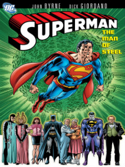 Superman: The Man of Steel, Volume 1