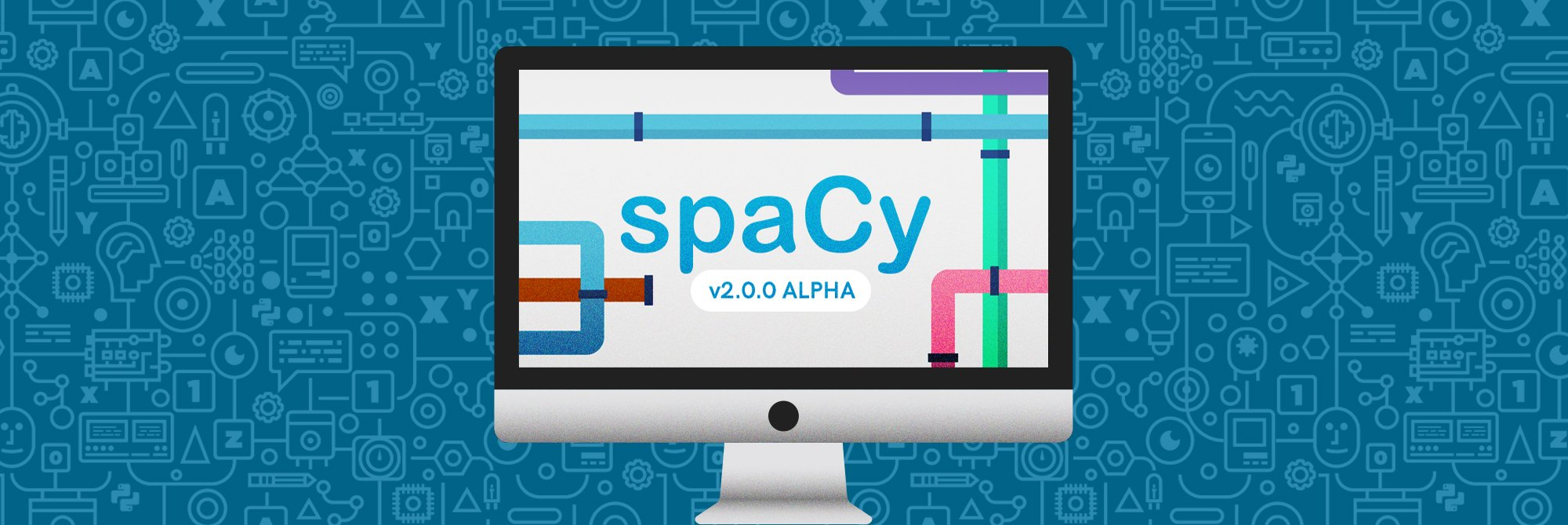 Introducing custom pipelines and extensions for spaCy v2 0