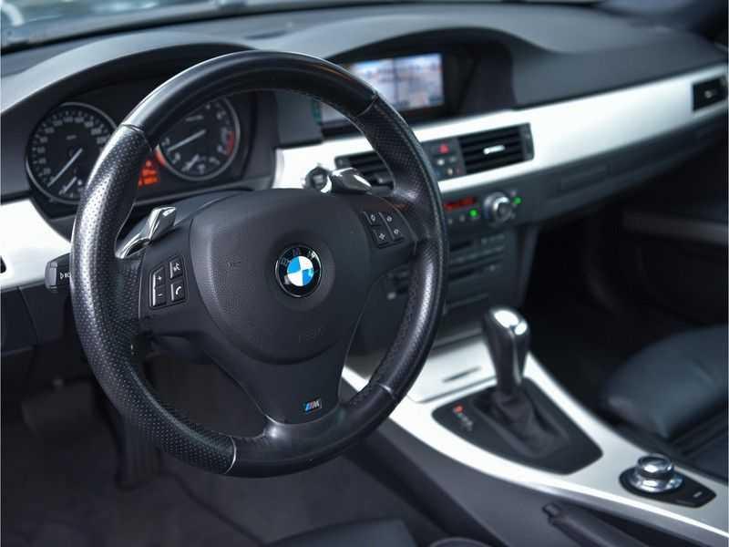 BMW 3 Serie Coupe 335i High Executive M-Perf uitlaat Leer Navi Breyton velgen 1e eigenaar afbeelding 20