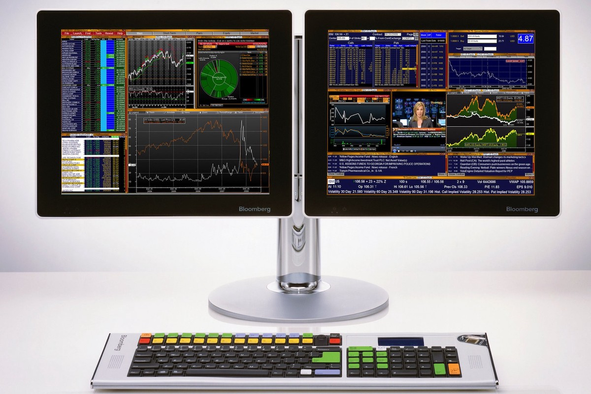 The Bloomberg Terminal