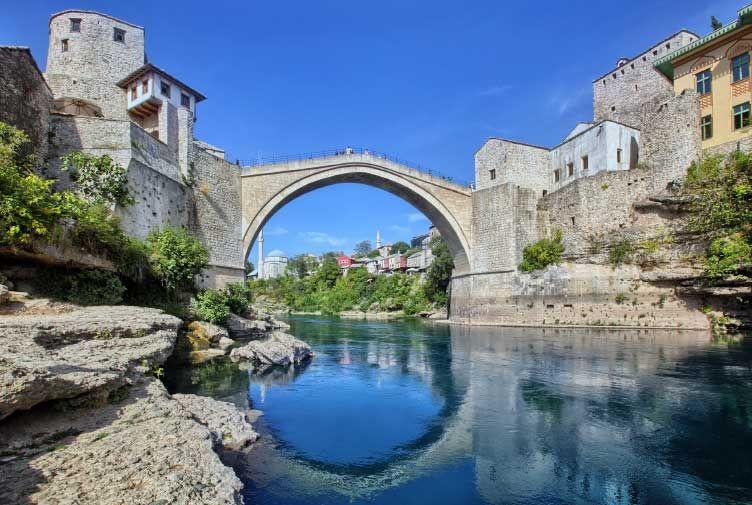 Belgrade to Mostar