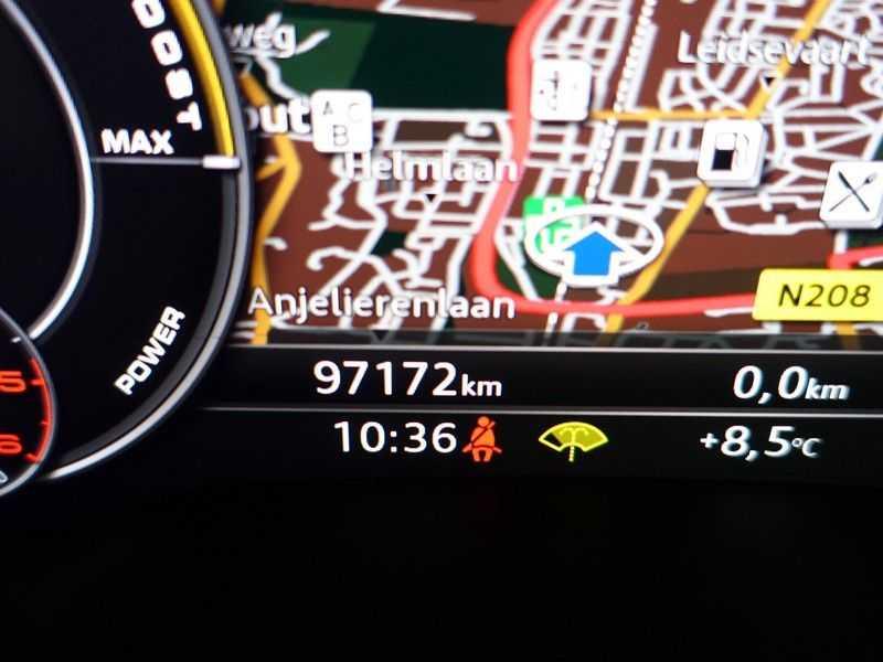 Audi Q7 3.0 TDI E-tron Quattro 374pk S-line Premium Autom- Pano, Virtual Cockpit, Bose, Leer, Camera afbeelding 18