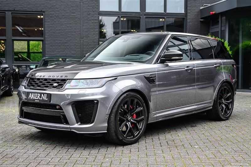 Land Rover Range Rover Sport 5.0 SVR CARBON+PANO.DAK+ACC+HEADUP NP.250K afbeelding 5