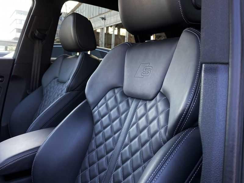 Audi Q5 2.0TFSI 252pk Quattro Black Optic Alle Opties! Lucht Tr.Haak Ruitleder Carbon Matrix Pano 20-Inch afbeelding 24