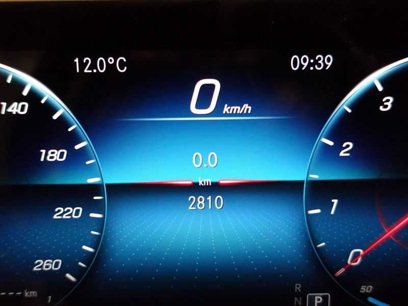 Mercedes-Benz CLA-Klasse AMG Night Edition Autom- Panodak, MBUX Widescreen, Leer, 2dkm! afbeelding 7