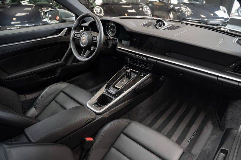 Porsche 911 992 4S PTS Schieffer Grau Slate Grey Sport Design Pakket 930 Leder vol Carbon 3.0 Carrera 4 S afbeelding 19