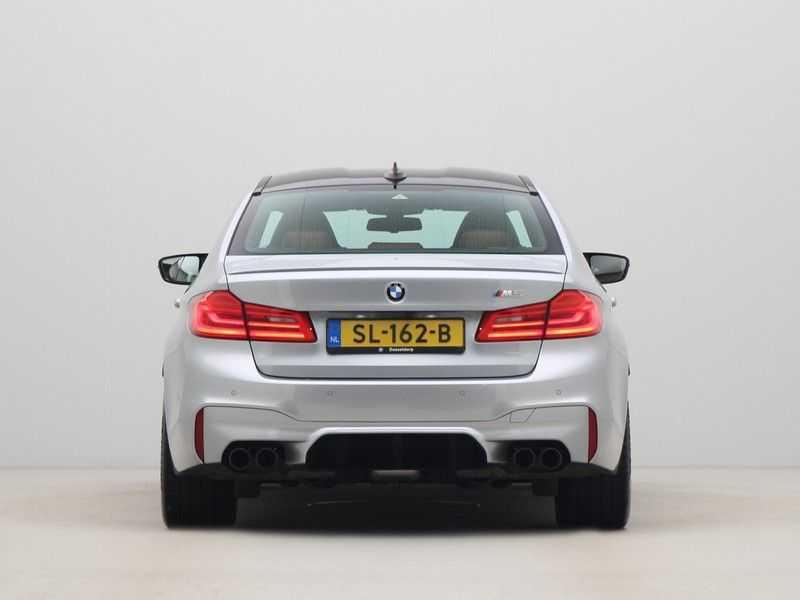 BMW M5 Individual Pure Metal Silver Nw Prijs €. 205.148.- afbeelding 13