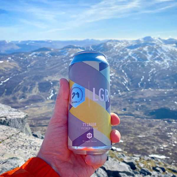 There's nothing more refreshing than a crisp Pilsner after a weekend of adventures. Fingers crossed our summer is filled with many more days like this.   #birkscinemabeerclub #craftbeer #scottishbeer #earnyourbeer #summitbeer #craftpilsner