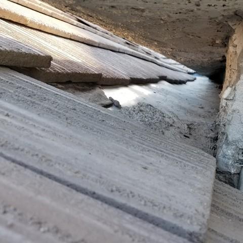 Drainage Cracks Repair