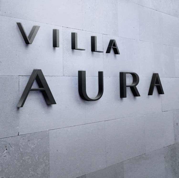 Aura - Sign