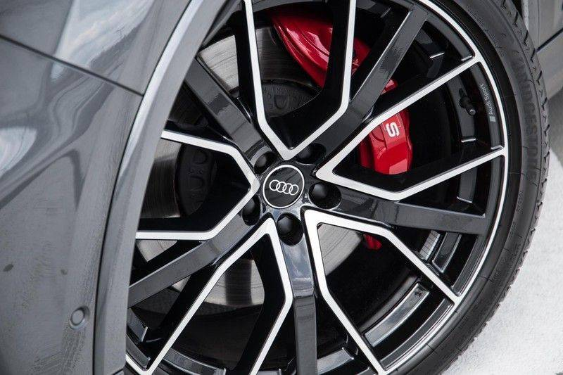 Audi SQ7 4.0 TFSI SQ7 quattro 7p 507PK | S-Line | Pano.Dak | 360 Camera | B&O Sound | Keyless-Entry | S-Sportstoelen | Assistentie Tour-City-Parking | 7 Persoons afbeelding 25