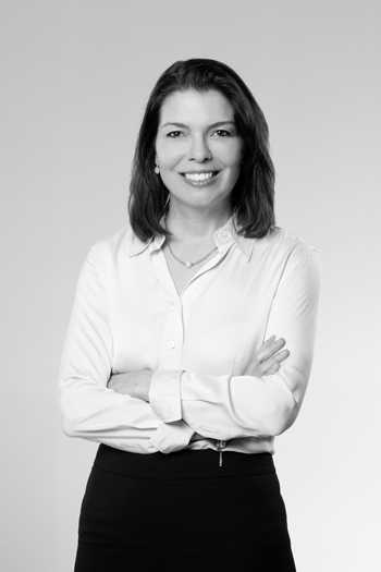 Potrait of Alison Almeida Bartfield, MD