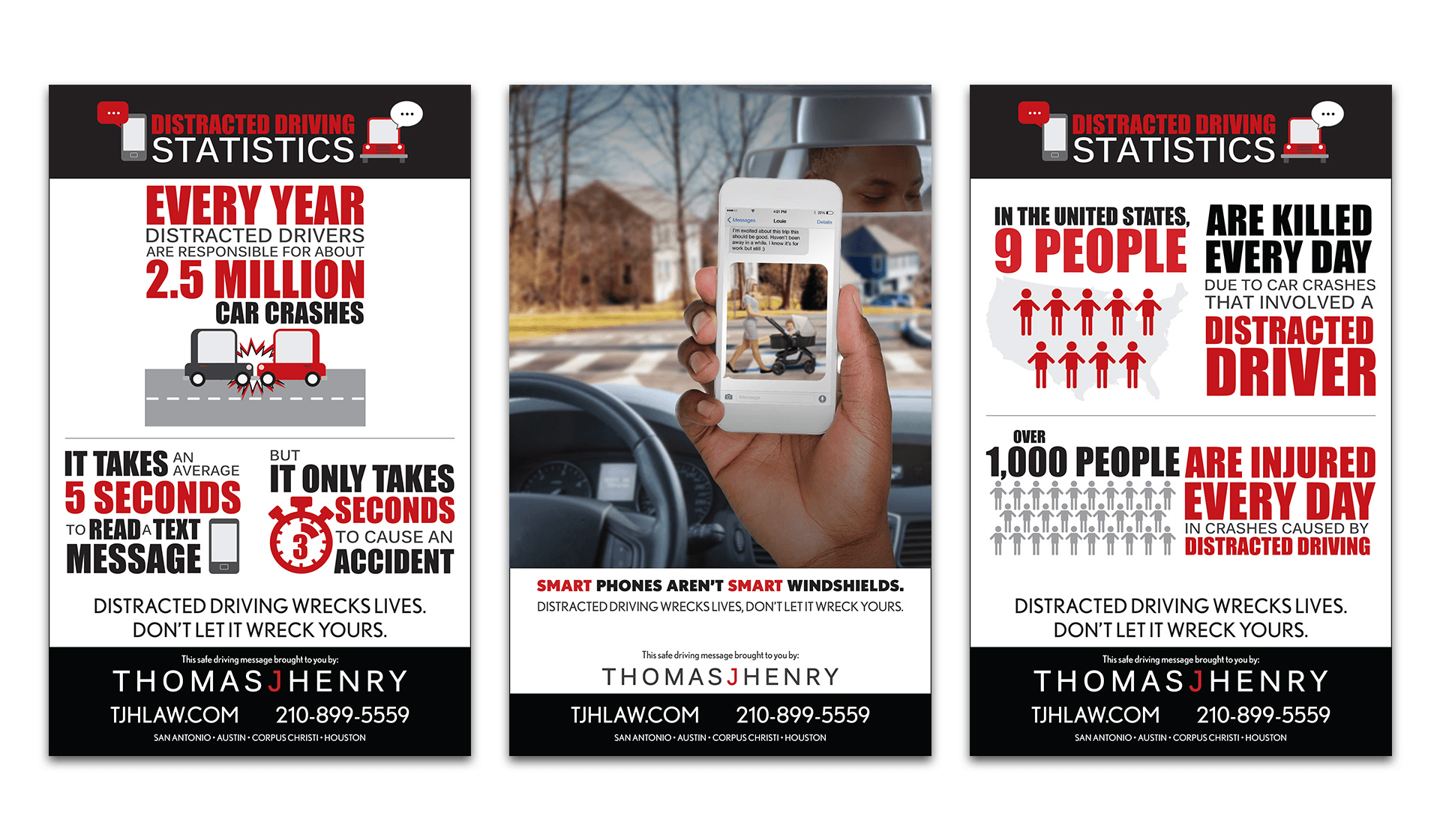 TJH Safe Driving Campaign