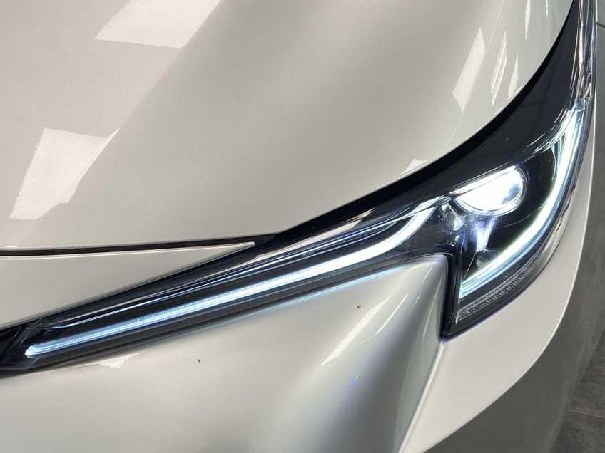 Toyota Corolla 2.0 Hybrid GR-Sport climate control  cruise control adaptive *tot 24 maanden garantie (*vraag naar de voorwaarden) afbeelding 5