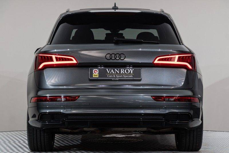 "Audi SQ5 3.0 TFSI 354pk Quattro Black Edition Panoramadak Luchtvering Valconaleder+Memory Carbon Matrix-Dynamisch Keyless Navi-High ACC DriveSelect  21""Performance 360Camera Pdc afbeelding 14"