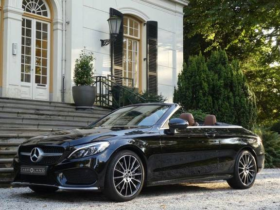Mercedes-Benz C300 Cabrio