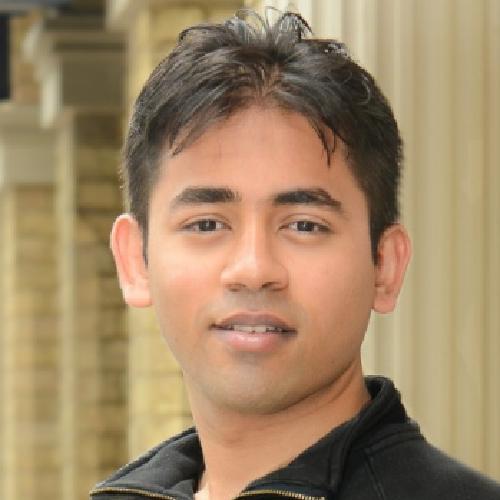 Headshot of Rohan Sampath