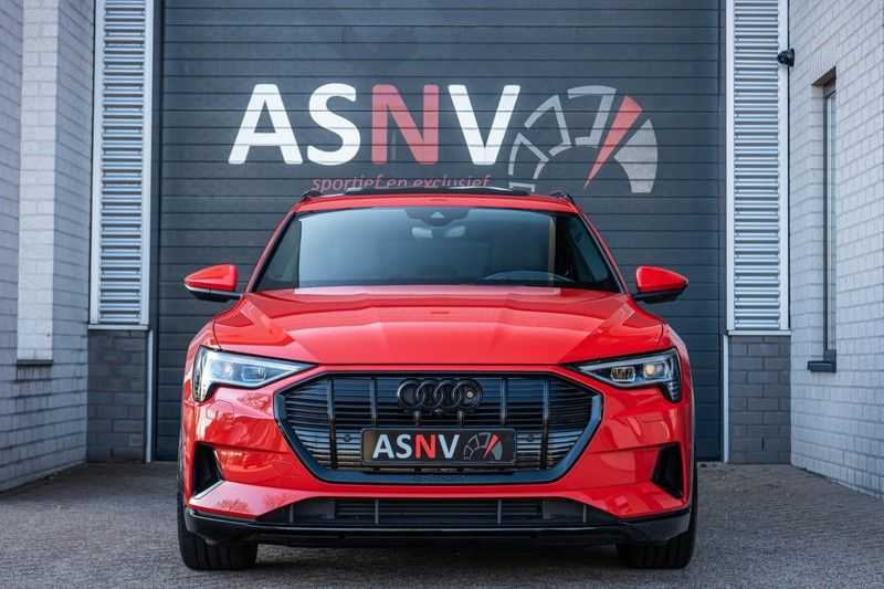 Audi e-tron 55 Quattro Advanced Exterieur, 408 PK, 4% bijtelling, Head/Up display, Pano/Dak, Night/Vision, S-line interieur, 15DKM afbeelding 24