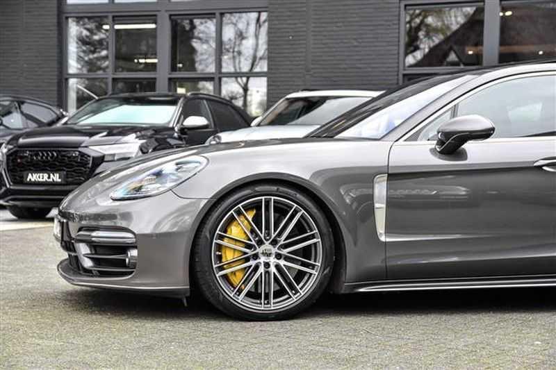 Porsche Panamera TURBO EXECUTIVE SPORTDESIGN+PCCB+MASSAGE NP.259K afbeelding 25