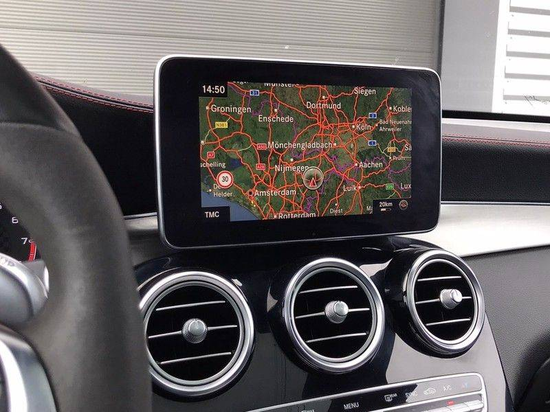 Mercedes-Benz GLC 43 AMG 4MATIC 367PK ACC, Pano, Memory Seats, 360* Camera, Luchtvering, Command Online, Lane Assist, 20INCH afbeelding 6