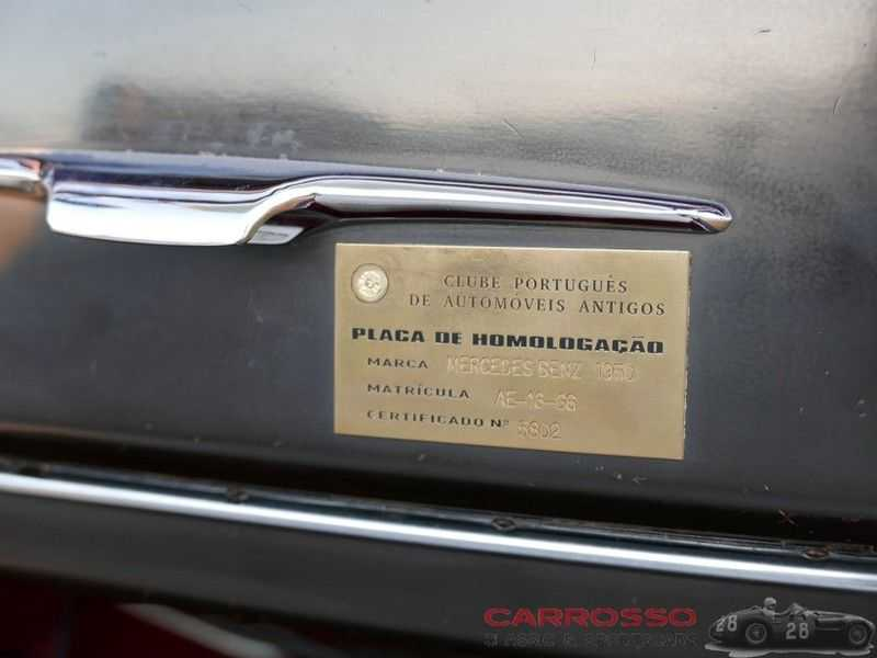 Mercedes-Benz 190 170S Cabriolet B Good condition afbeelding 11