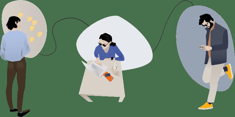 Tools for remote agile teams