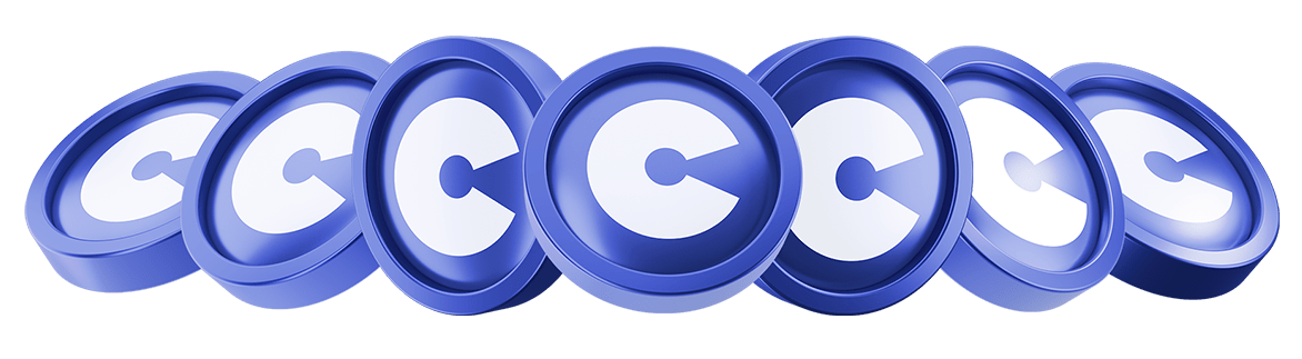 Coin Mockup 2 Matte