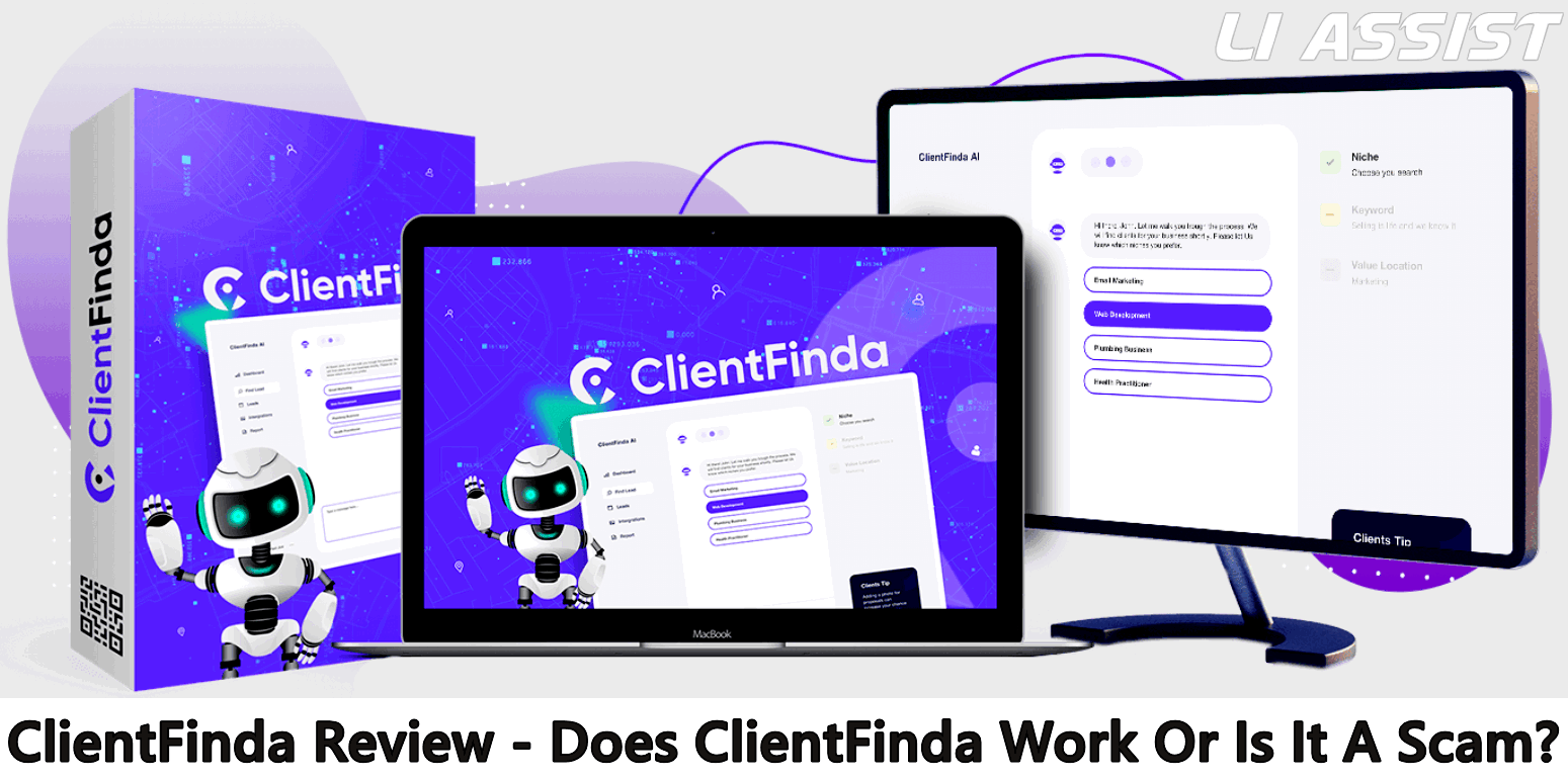 ClientFinda Review - Does ClientFinda Work Or Is It A Scam?