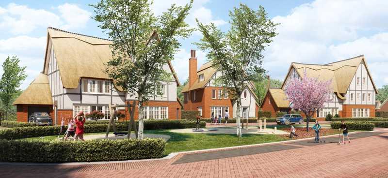 Project: Tudor Gardens