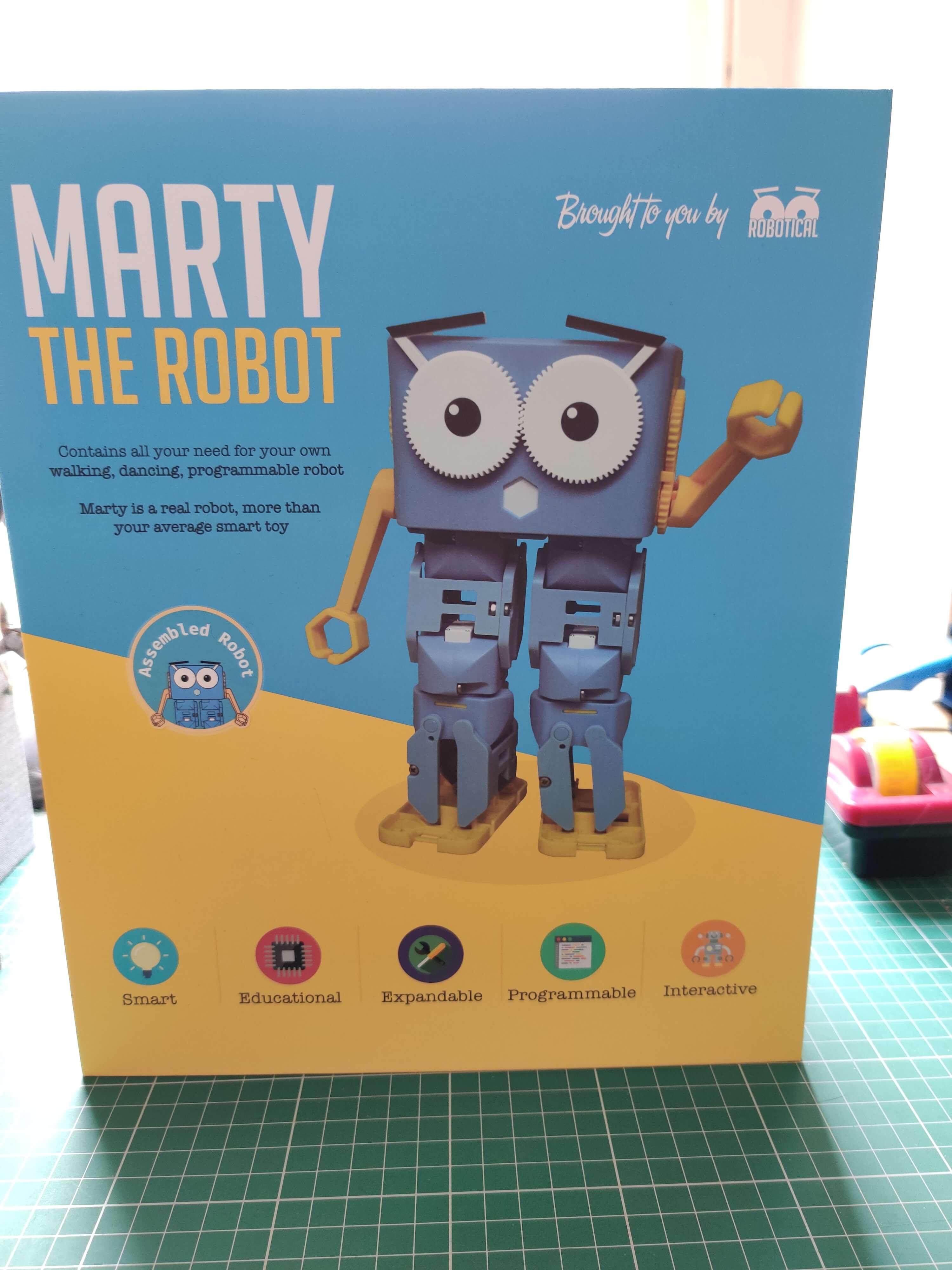 Marty box