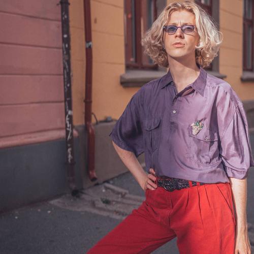 WearbyNy for you❤  #vintagewear #vintage #vintageshades #solbriller #streetstyle #vintagestyle