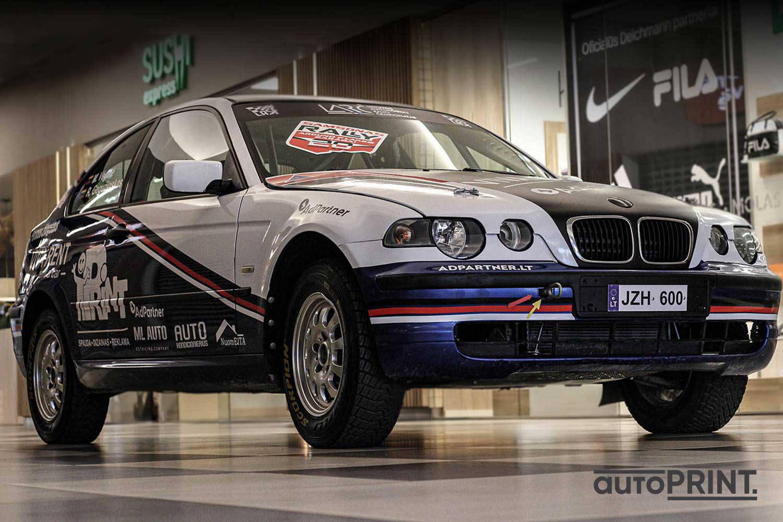 Vegele Racing komandos automobilis