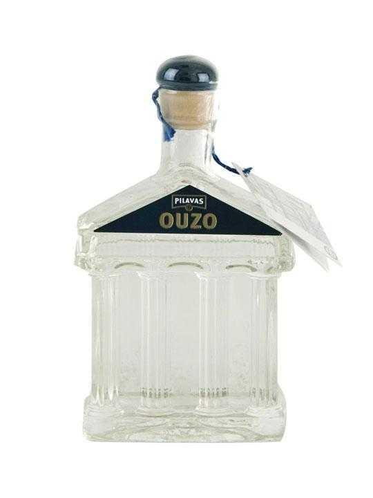 Ouzo Pilavas limited edition - 0.20l