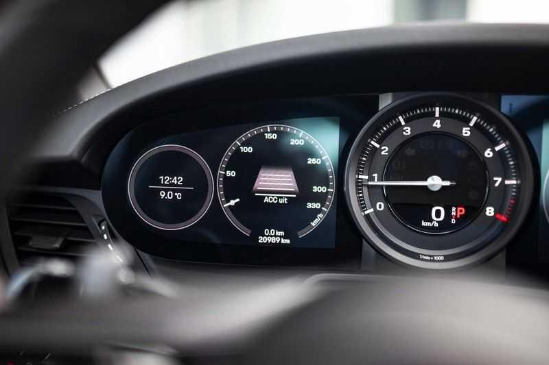 Porsche 911 992 3.0 Carrera S *PASM / Sport Chrono / Sportuitlaat / ACC / Sportstoelen Plus* afbeelding 22