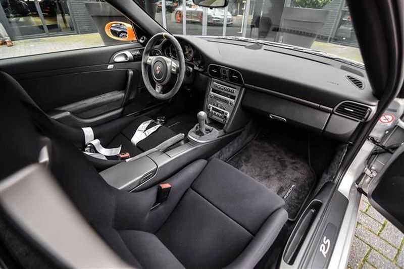 Porsche 911 GT3 RS CARBON SCHAALSTOELEN+ROLKOOI afbeelding 9