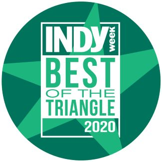 INDY Best of the Triangle 2020 winner