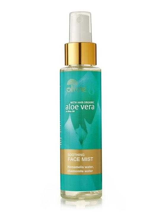 Soothing face mist with Aloe Vera – 100ml