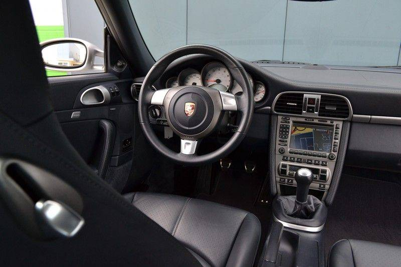 Porsche 911 Coupé 3.8 Carrera S 997 - dealer o/h - unieke kms afbeelding 9