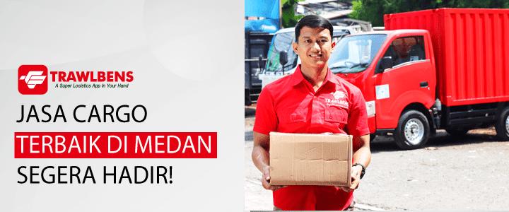 Siap-siap, Jasa Cargo Terbaik di Medan Segera Hadir