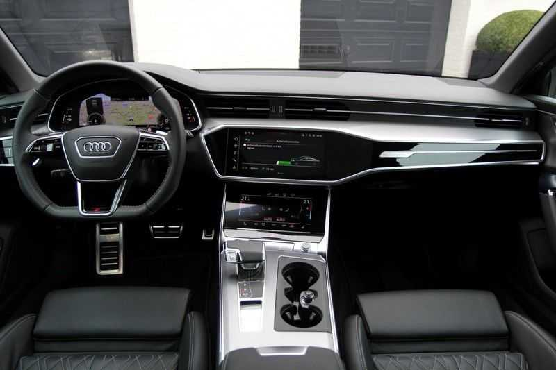 Audi A6 Avant 55 TFSIe Competition PANO.DAK+S-STOELEN+HEAD-UP afbeelding 15