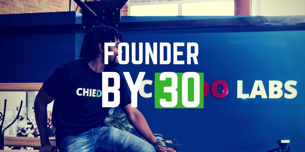 Founderby30 Spotlight