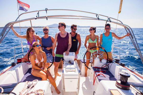 Luxury yacht charters for novices in stunning Croatia