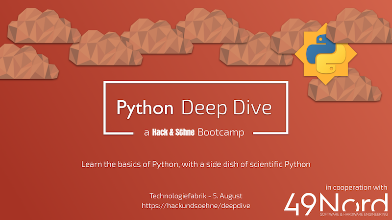The Python Deep Dive