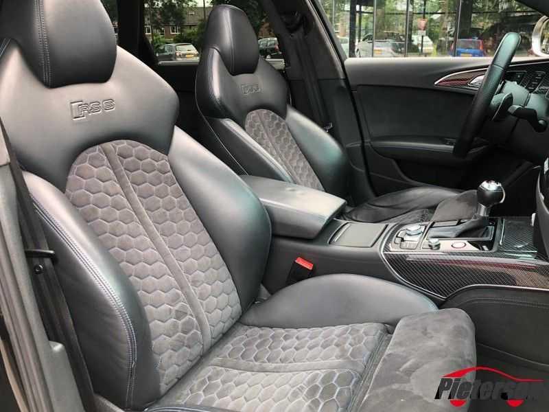 Audi RS6 Avant 4.0 TFSI Performance Facelift Carbon afbeelding 4