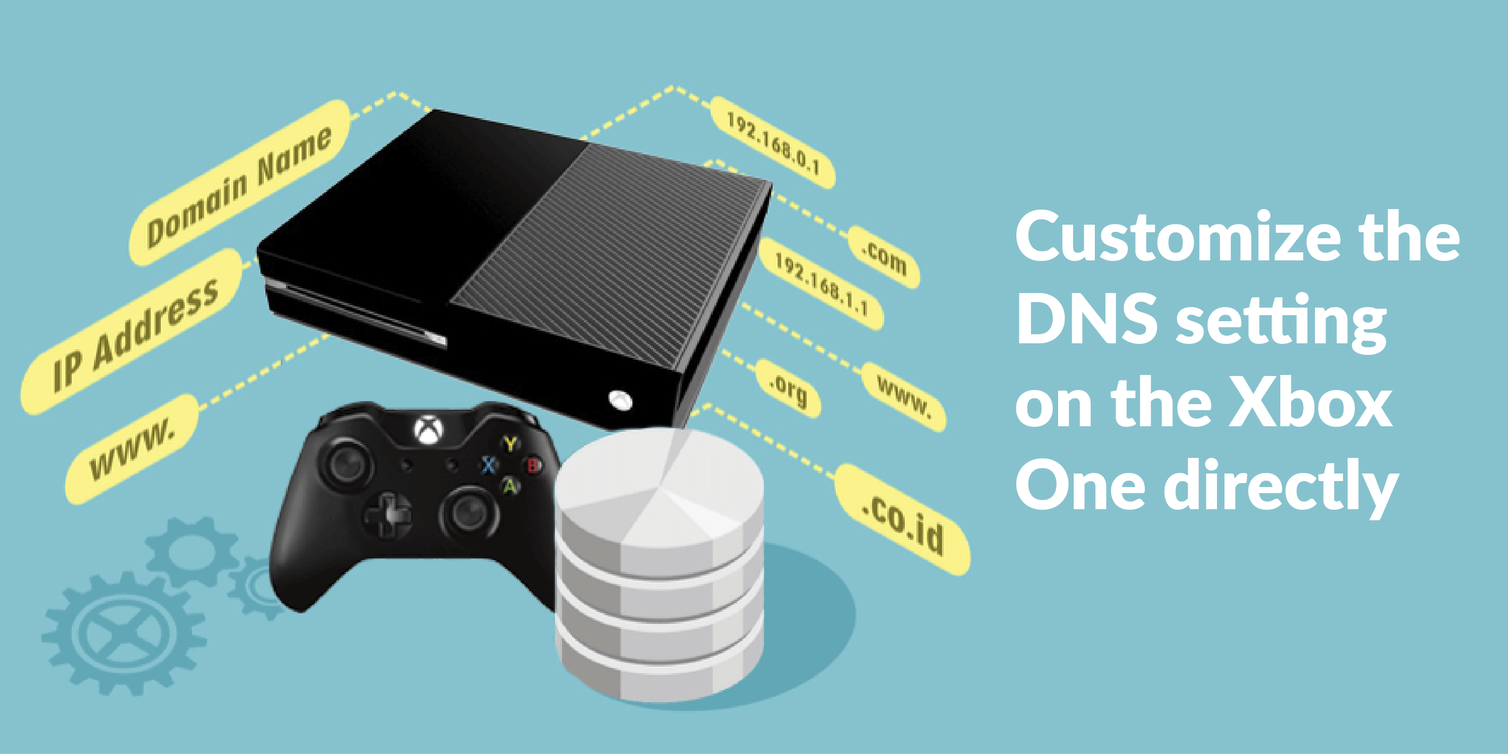 Xbox One DNS Settings