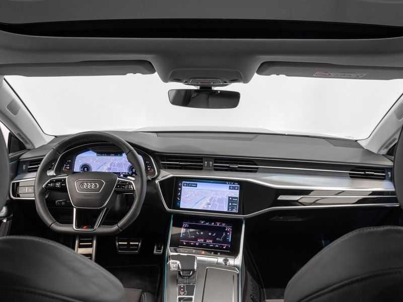 Audi A7 Sportback 55 TFSI e quattro Pro Line | 367PK | Plug in Hybrid | Adapt. Cruise | Pano.Dak | Keyless-entry | Head-Up | 360-Camera | Trekhaak | B&O Sound afbeelding 14
