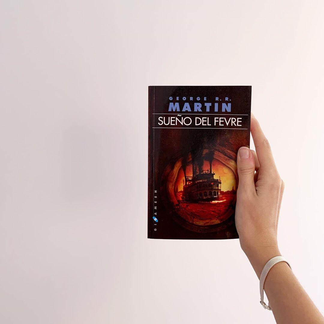 """Imagen de Reseña de """"Sueño del Fevre"""", de George R.R. Martin"""