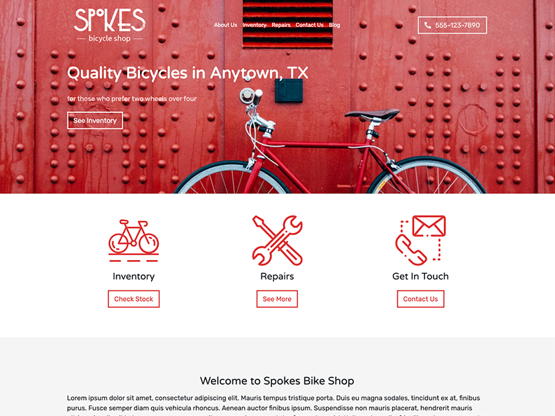 Spokes Bike Shop