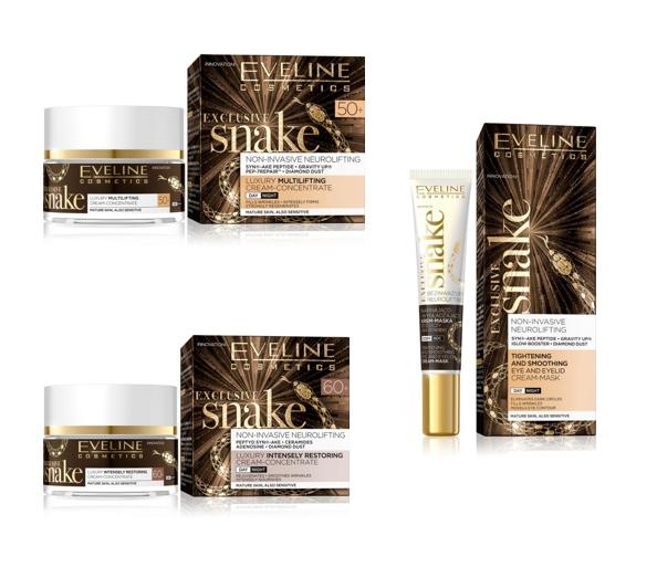 EVELINE EXCLUSIVE SNAKE arckrémek | Eveline Cosmetics